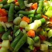 Смесь «Для тушения » из быстрозамороженных овощей фото