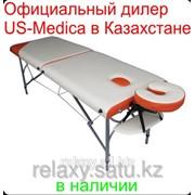 Массажный стол Us Medica Super Light фото