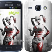 Чехол на Samsung Galaxy Core i8262 Batman. Arkham city. Harley 610c-88 фото