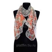 """7234 шарф женский """"Летний ветерок"""" фото"""