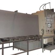 Установка для очистки листа КЛ-1600 фото