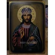 Икона Иисуса Вседержителя фото