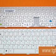 Клавиатура для ноутбука Asus Eee PC 1000, 1000H, 1000HA, 1000HC, 1000HD Series WHITE TOP-77188 фото