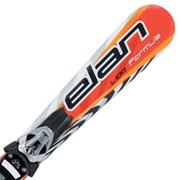 Оборудование для зимних видов спорта,Лыжи,Детские лыжи Elan Formula Red EL 4.5 TMD фото