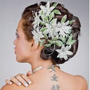 Эксклюзивные украшения для волос, аксессуары фото