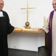 Облачение евангельского священнослужителя: Талар, мантия, стола. фото