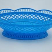 Корзина для фруктов (цв.синий) 880509 фото