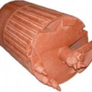 Бурковш KBF-K (скальный грунт) в комплектации режущими зубьями 900 мм фото