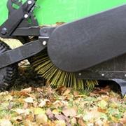 Машины для уборки листьев фото