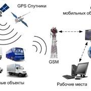Система мониторинга мобильных объектов фото