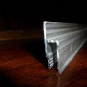 Алюминий профили стандарт «h» образный фото