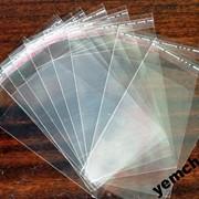 Пакеты полипропиленовые с клейкой лентой от 100 шт фото