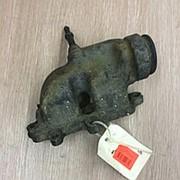 Патрубок водяной силумин 51063023264 / MAN TGA фотография