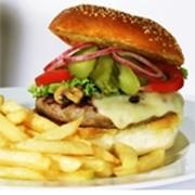 Швейцарский Бургер фото