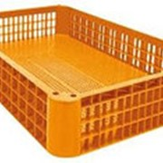 Ящик для перевозки птицы H22 фото