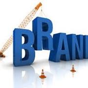 Разработка логотипа брэнда фото
