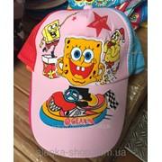 Детская кепка Губка Боб 4-9 лет, код товара 267341031 фото