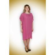 Платье свободного покроя фото