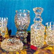 Изделия из хрустального стекла фото