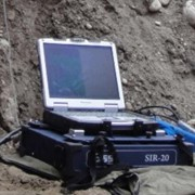 Георадар SIR-20, геолокационное оборудование фото