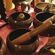 Ритуальные предметы Тибета фото