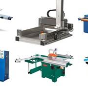 Оборудование для производства металлических и межкомнатных дверей. фото