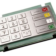 Клавиатуры металлические, картридеры, PIN Pads (пин пады), манипуляторы карт, жки-панели фото