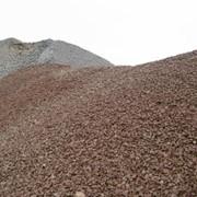 Щебеночно-песчаные смеси фото