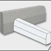 Бордюр на основе мелкозернистых бетонов