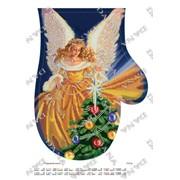 Новогодняя рукавичка Рождесвенский Ангел фото
