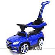 Толокар Mercedes-Benz GL63 A888AA-H синий фото