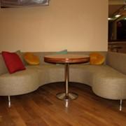 Мебель мягкая для ресторанов. фото