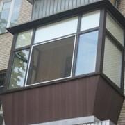 Утепление балконов под сайдинг фото