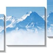 Картина модульная Панорама_6 фото
