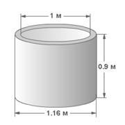 Кольца канализационные,бетонные КС 10-9 фото