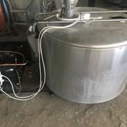 Холодильник для молока Б/У ALFA LAVAL 500 открытого типа объёмом 500 литров / Охолоджувач молока фото