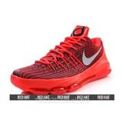 Кроссовки Nike KD 8 Bright Crimson арт. 23331 фото
