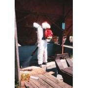 Влажная химическая дезинсекция ЗАВов, зернотоков, площадок и навесов, наружных стен зернохранилищ фото