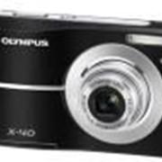Камера цифровая OLYMPUS X-40 Black фото