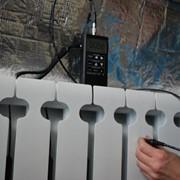 Испытания радиаторов и полотенцесушителей фото