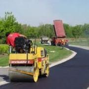 Строительство дорог в дачных, гаражных кооперативах фото