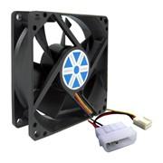 X8025B X-COOLER вентилятор для корпуса, 8 см., 3-pin коннектора МП или Molex фото