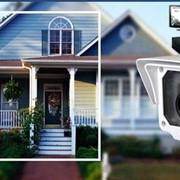 Наладка и обслуживание системы видеонаблюдения фото