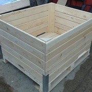 Ящик для яблок, контейнер для хранения яблок фото