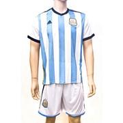 Футбольная форма сборной Аргентины фото