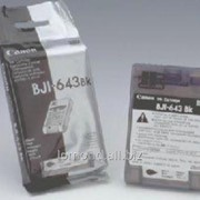Картридж Ink BJI-643black for BJC-800 фото