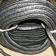 Набивка ХБП-31 хлопчатобумажная, пропитанная, графитированная 16-28 мм фото