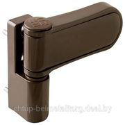 Петля для профильных дверей NP-3D-105 PVC до 120 кг фото