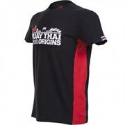 "Футболка Venum ""Muay Thay Origins"" T-shirt BK фото"