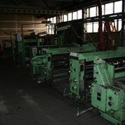 Линия по производству гофротары ISOWA фото